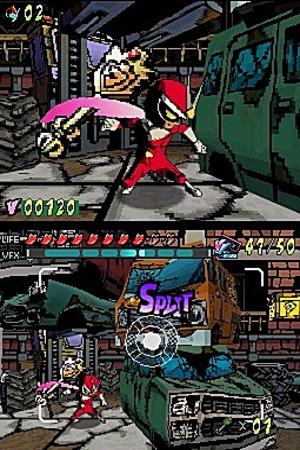 Images : Viewtiful Joe double la mise sur DS