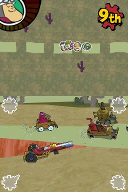 Wacky Races : Crash & Dash annoncé