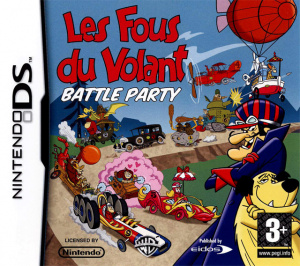 Les Fous du Volant : Battle Party sur DS