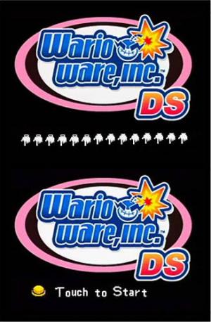 E3 : Wario Ware Inc. DS