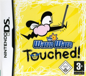 Wario Ware Touched ! sur DS