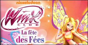 Jaquette de Winx Club : La Fête des Fées sur DS