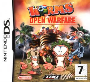 Worms : Open Warfare sur DS