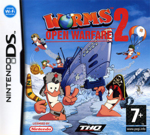 Worms : Open Warfare 2 sur DS