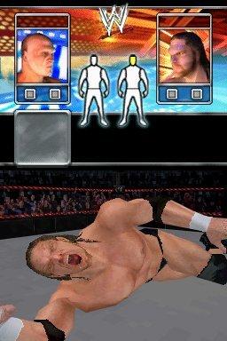 E3 2007 : WWE Smackdown Vs Raw cuvée 2008