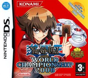 Yu-Gi-Oh! World Championship 2008 sur DS