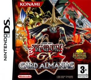 Yu-Gi-Oh! GX Card Almanac sur DS