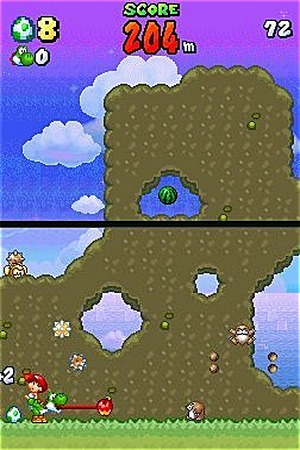 Yoshi s'invite sur DS