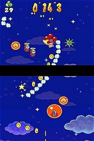 Yoshi's Touch & Go se laisse regarder