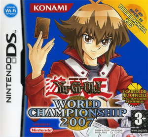 Yu-Gi-Oh! World Championship Tournament 2007 sur DS