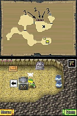 Phantom Hourglass, une suite à The Wind Waker sur DS