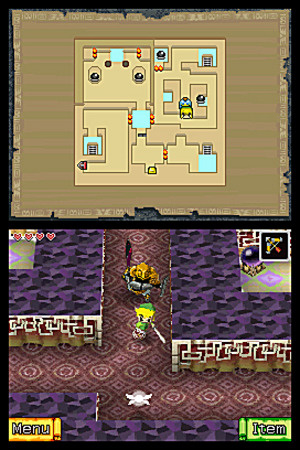 GC : Zelda : Phantom Hourglass
