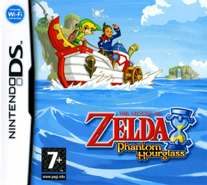 The Legend of Zelda : Phantom Hourglass sur DS