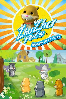 Zhu Zhu Pets : Animaux de la Forêt