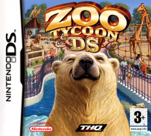 Zoo Tycoon DS sur DS