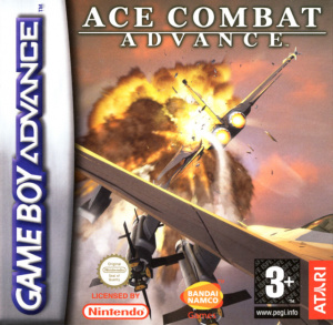 Ace Combat Advance sur GBA