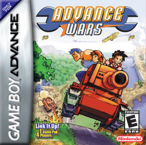 Advance Wars sur GBA