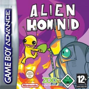 Alien Hominid sur GBA