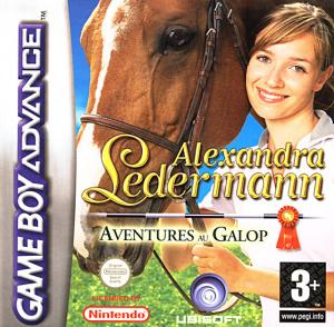 Alexandra Ledermann : Aventures au Galop