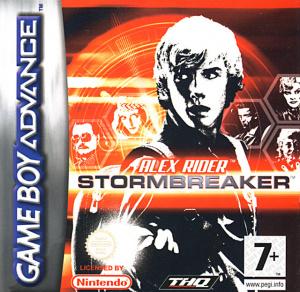 Alex Rider : Stormbreaker sur GBA