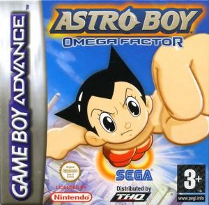 Astro Boy : Omega Factor sur GBA