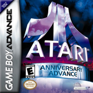 Atari Anniversary sur GBA