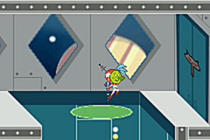 Atomic Betty vole sur GBA