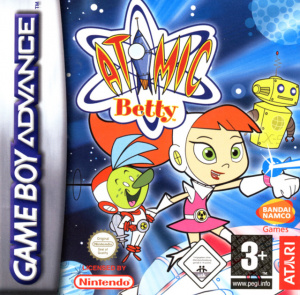 Atomic Betty sur GBA