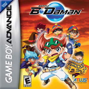 Battle B-Daman sur GBA
