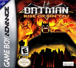 Batman : Rise of Sin Tzu