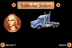Images : Big Mutha Truckers sur GBA