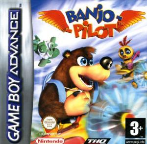 Banjo Pilot sur GBA