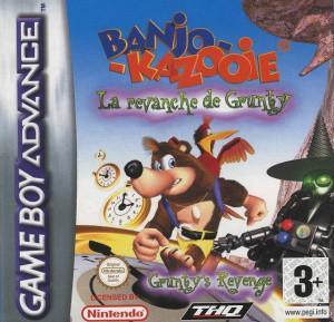 Banjo-Kazooie : La Revanche de Grunty sur GBA