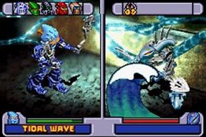 Les Bionicle s'émancipent sur GBA