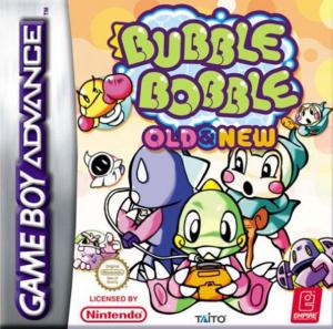 Bubble Bobble : Old & New