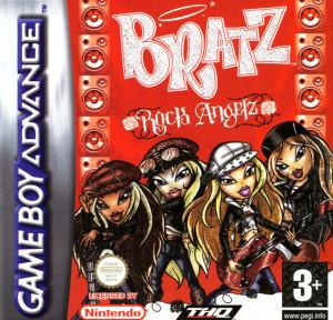 Bratz : Rock Angelz sur GBA