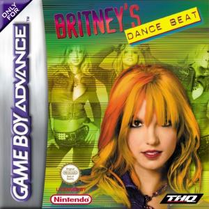 Britney's Dance Beat sur GBA