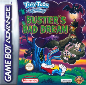 Tiny Toon Adventures : Buster's Bad Dream sur GBA