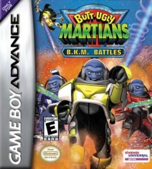 Butt-Ugly Martians : B.K.M. Battles sur GBA