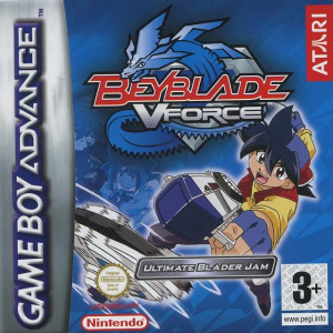 Beyblade V-Force : Ultimate Blader Jam