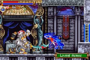 Castlevania : Harmony Of Dissonance - Gameboy Advance