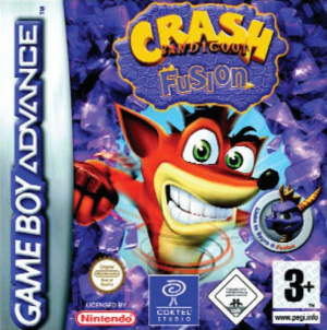 Crash Bandicoot : Fusion / GBA