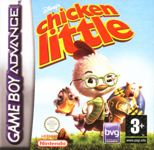 Chicken Little sur GBA