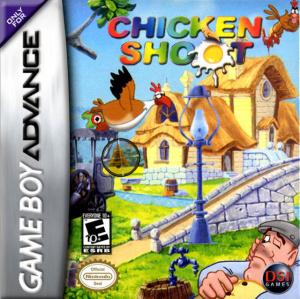 Chicken Shoot sur GBA