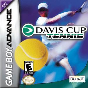 Coupe Davis Tennis sur GBA