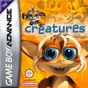 Creatures sur GBA