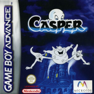 Casper sur GBA
