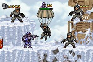 CT Special Forces de Retour