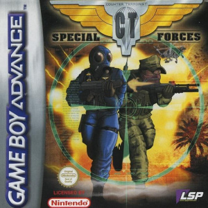 CT Special Forces sur GBA