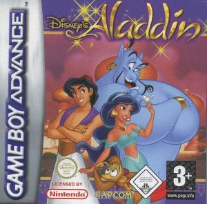 Aladdin sur GBA
